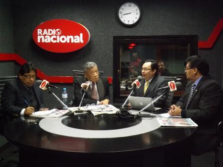 Fuente: Radio Nacional del Perú