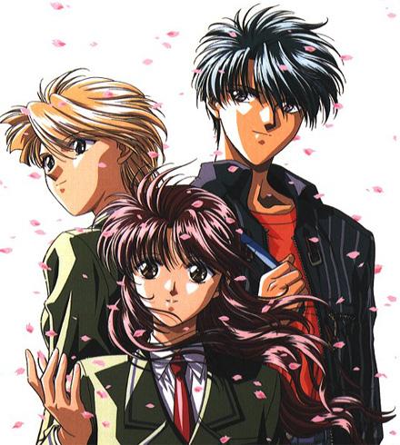 Miaka, Tamahome & Yui
