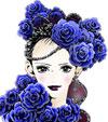 Caroline de las Rosas Azules