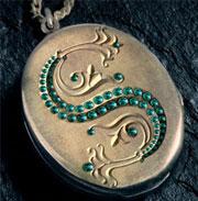 Medallón de Slytherin