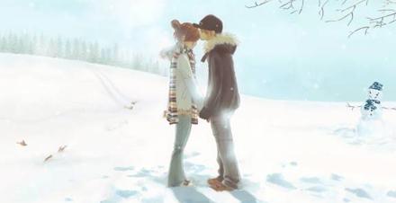 Beso de Nieve