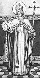 13 enero san remigio de reims santoral krouillong karla rouillon