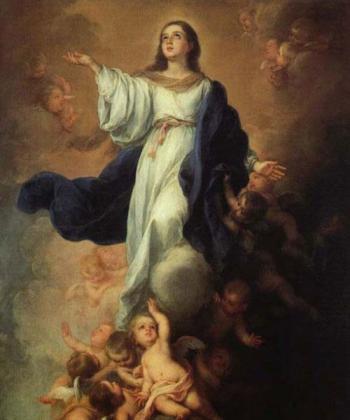 asuncion de la bienaventurada virgen maria krouillong karla rouillon no recibas la eucaristia en la mano san buenaventura