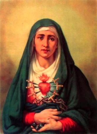 la virgen dolorosa de los dolores krouillong karla rouillon no recibas la eucaristia en la mano