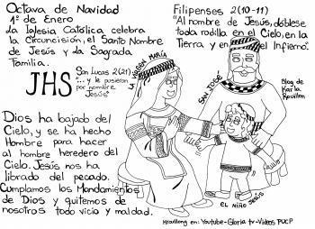 Circunsicion Del Niño Jesus Blog De Karla Rouillon Krouillong