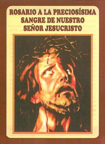 rosario a la preciosa sangre de nuestro señor jesucristo krouillong karla rouillon gallangos no recibas la eucaristia en la mano