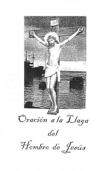 oracion a la llaga del hombro de jesus krouillong karla rouillon gallangos no recibas la eucaristia en la mano