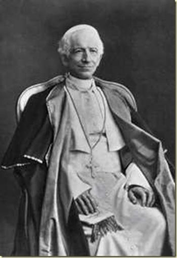 santo padre papa leon XIII exorcismo de san miguel arcangel krouillong karla rouillon gallangos no recibas la eucaristia en la mano