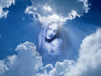 krouillong karla rouillon gallangos no recibas la eucaristia en la mano apariciones marianas virgen con niño cielo