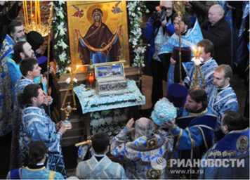 cinturon virgen maria krouillong karla rouillon gallangos no recibas la eucaristia en la mano