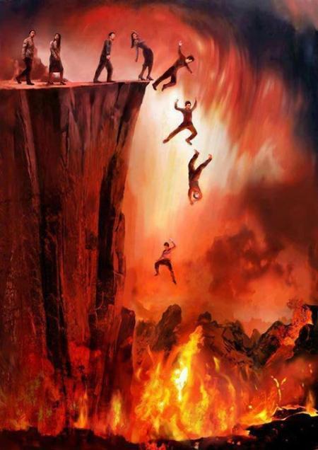 el infierno existe krouillong karla rouillon gallangos no recibas la eucaristia en la mano no recibas a jesus en la mano yo no recibo la eucaristia en la mano comunion en la mano combatir al demonio exorcismo de san miguel arcangel