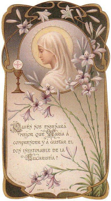 santa maria madre de la eucaristia krouillong karla rouillon gallangos no recibas la eucaristia en la mano yo no recibo la eucaristia en la mano comunion en la mano no recibas a jesus en la mano eucaristia