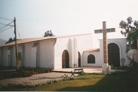 Capilla Las Gardenias-Chaclacayo