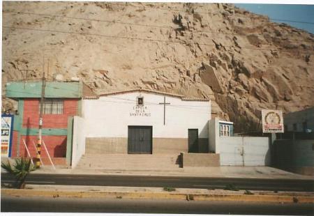 Capilla de la Santa Cruz-Chaclacayo