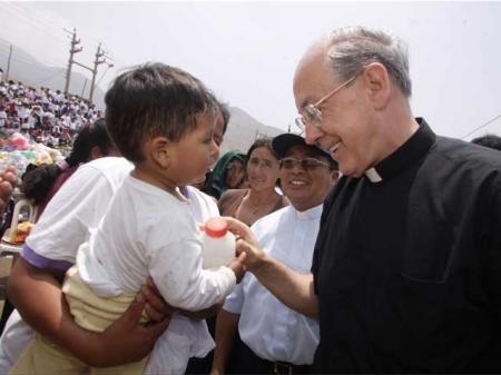 Cardenal Juan Luis Cipriani