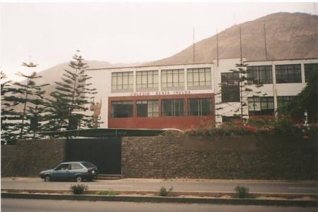 Colegio Beata Imelda-Chosica
