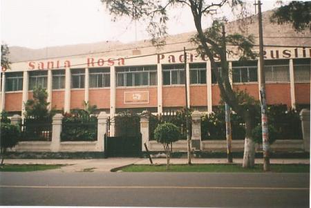 Colegio Santa Rosa-Padres Agustinos Chosica