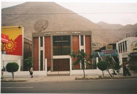 Iglesia Adventista del Setimo Dia-Chosica