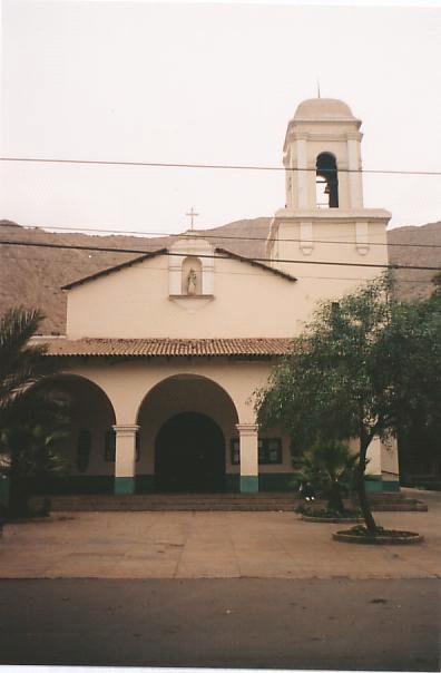 Parroquia Nuestra Senora del Rosario-Chaclacayo