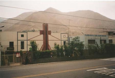 Parroquia San Juan Bosco-Chosica