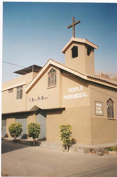 Parroquia San Luis G.de Montfort-Nana