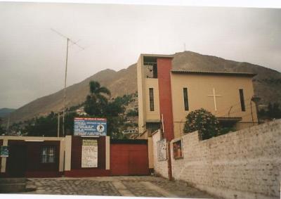 Parroquia San Nicolas de Tolentino-Chosica