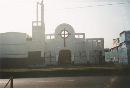Parroquia Santa Cruz de Ate Vitarte