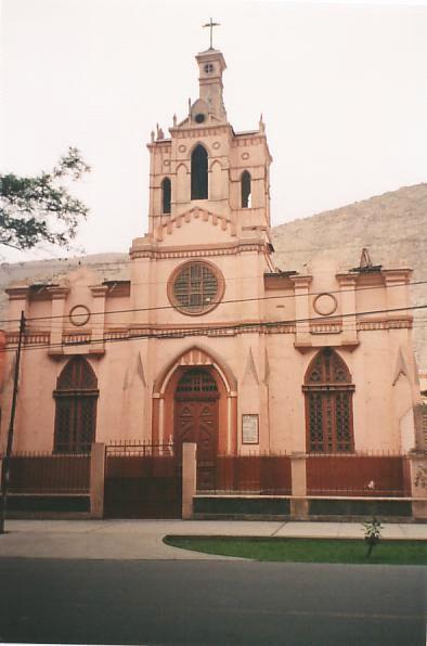 Parroquia Santo Toribio-Chosica