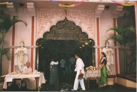 Templo Hare Krishna-Chosica