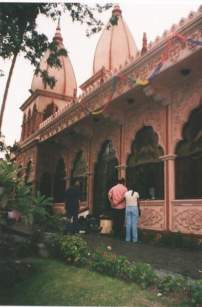 Templo Hare Krishna2-Chosica