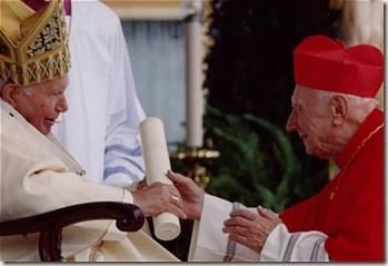 Cardenal Tomás Spidlík SJ