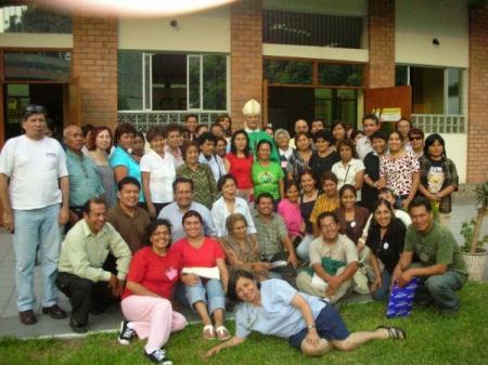 III Encuentro Nacional Misioneros Laicos Peru