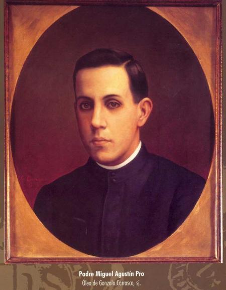 Miguel Agustin Pro SJ