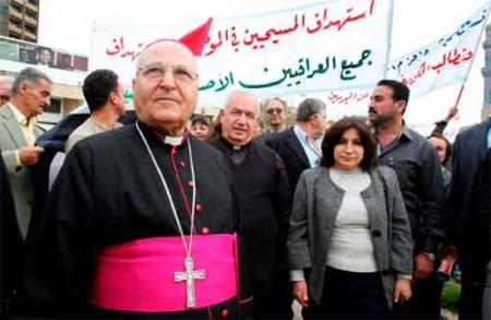Iglesia en Irak
