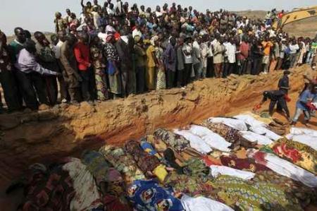 Asesinan 500 cristianos en Nigeria