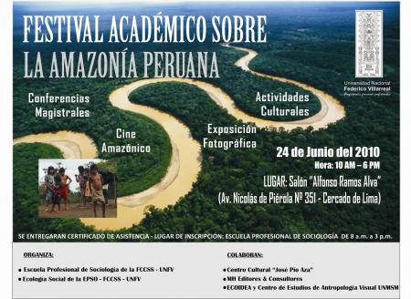 Festival Academico de la Amazonia Peruana