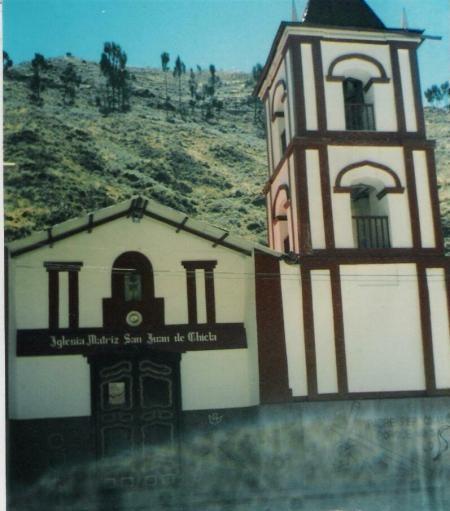 Capilla San Juan Bautista Chicla
