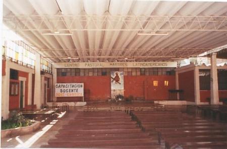 Centro Pastoral Martires Latinoamericanos