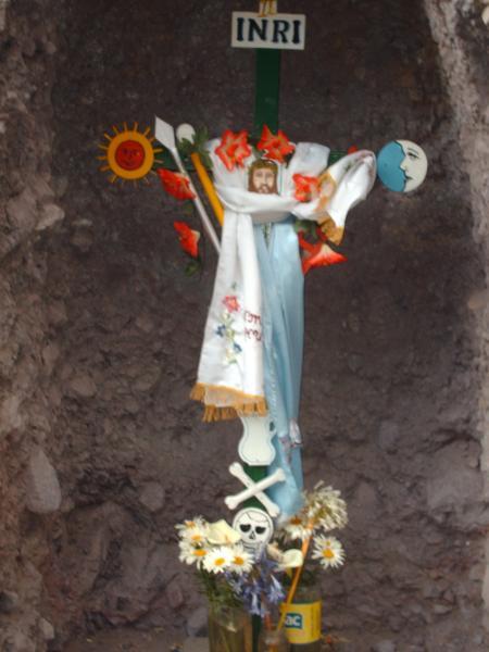 Cruz del Camino Matucana