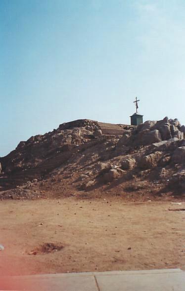Cruz del Camino-San Juan de Lurigancho