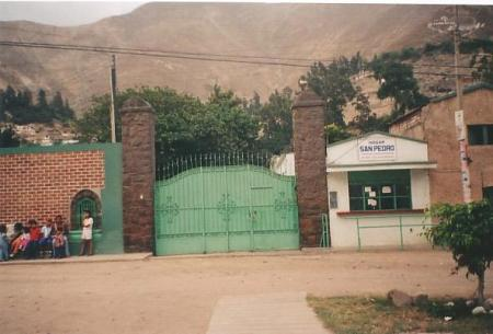 Hogar San Pedro Ricardo Palma