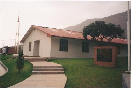 Iglesia Santos de los Ultimos Dias