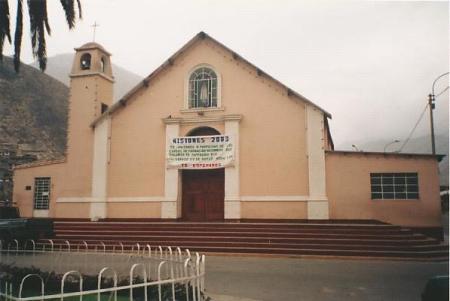 Parroquia Maria Inmaculada Concepcion-Ricardo Palma