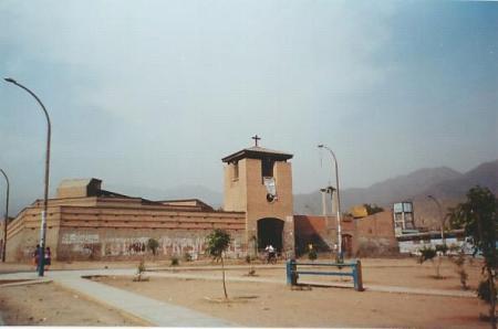 Parroquia Nuestra Senora de la Paz-Cruz Motupe