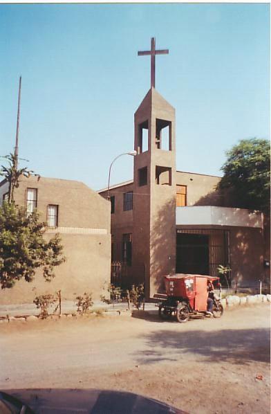 Parroquia San Cristobal