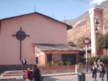 Parroquia San Juan Bautista Matucana