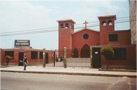Parroquia San Marcos-San Juan de Lurigancho