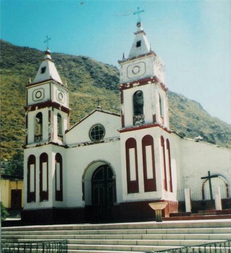 Parroquia San Mateo de Huanchor