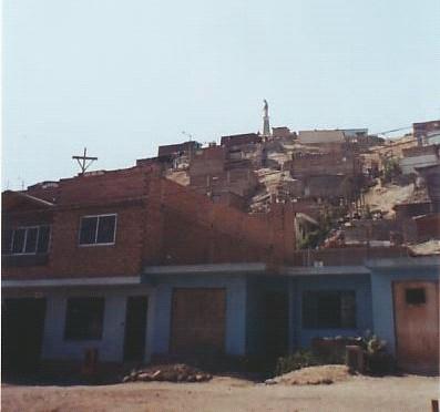 Virgen-San Juan de Lurigancho