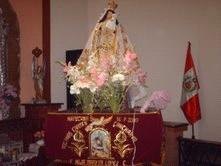 Virgen del Carmen Matucana